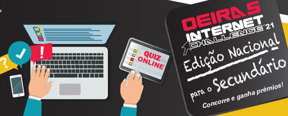 Abertas inscrições para o Oeiras Internet Challenge