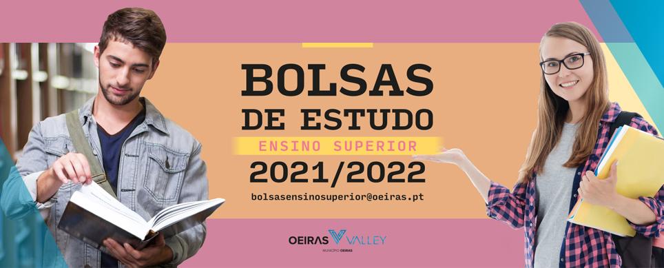 Candidaturas abertas para as bolsas de estudo de Oeiras