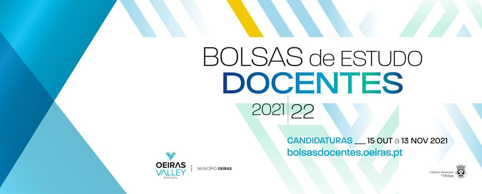 Oeiras lança bolsas de estudo para os docentes do concelho