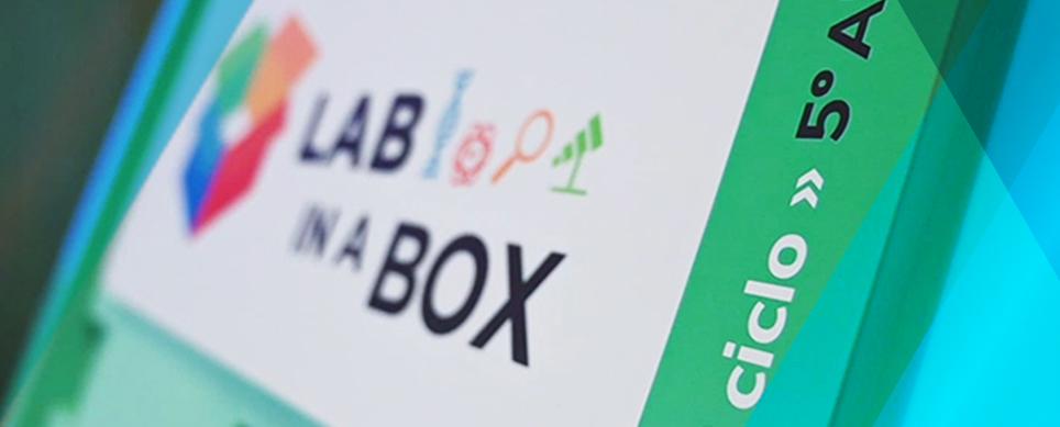 Lab in a Box: para levar a ciência aos mais jovens