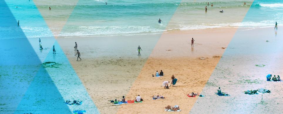 Seis recomendações a ter em conta quando for à praia